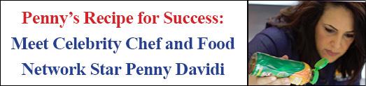 Meet Celebrity Chef …