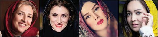 شیک پوش های ردکارپت ایران – با مرتضی فرزانه
