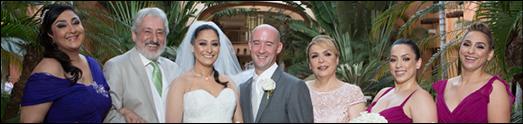جشن عروسی خاتون دختر ابی خواننده محبوب