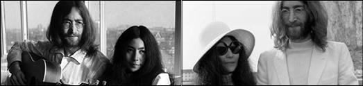 عکس های گم شده عروسی جان لنون بعد از 40 سال پیدا شد
