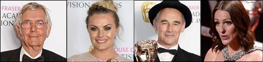 BAFTA برگزاری مراسم اهدای جوایز