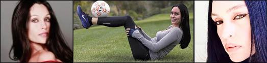 "Tasha-Nicole Terani ""The Soccer Cinderella"""