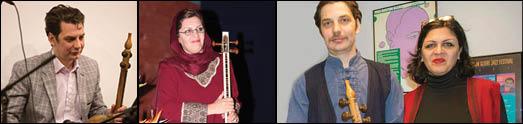درخشش دو جوان هنرمند در زمینه موسیقی در برنامه پرطرفدار با «رادیو آدینه» با اجرای احمد آزاد