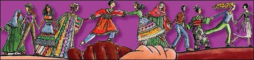 نقش زنان ایرانی کالیفرنیا در قلمرو هرگونه تبعیض و علیه نابرابری حقوق زنان با مردان