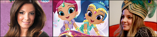 Interview with Farnaz Esnaashari-Charmatz, Creator of Shimmer and Shine
