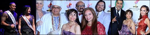 با تلاش مونی آیـرونی اولین سـال جشنواره هنرها در راه صلح در سابان تیاتر لس آنجلس برگزار شـد