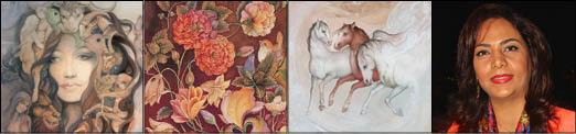 الهه زارع بانوی هنرمندی از سرزمین دلاویزمان ایران