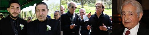 خاکسپاری حسین صمدی  به روایت تصویر – با مرتضی فرزانه