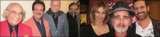 مراسم شب یلدا در خانه فرهنگ و هنر ایران – با مرتضی فرزانه