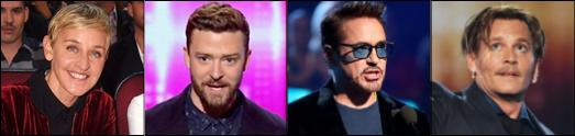 People's Choice Awards مراسم اهدای جوایز