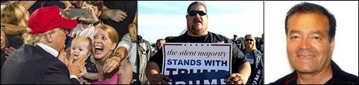 The Silent Majorities