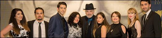 لحظه های بیاد ماندنی و پایان کار جشن سینمای ایران دانشگاه لس آنجلس