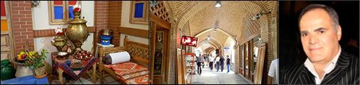 یک روز خیابان گردی در دل یکی از مناطق پر رفت و آمد تهران – با مرتضی فرزانه