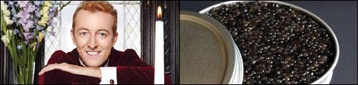 Prince  Mario-Max Proudly Presents Le Caviar Royale