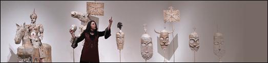"""""""نمایشگاه کم نظیر """"درقلمرو روزهای خالی"""