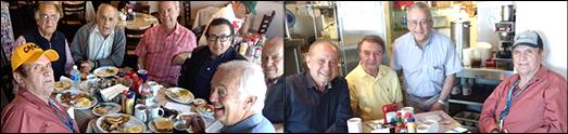 لیتل کافه میعادگاه سوپر استارهای جهانی و چهره های سرشناس ایرانی