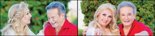 یک  کهکشـان ترانه، یک آسمـان ملودی، با دو ستاره موسیقی ایران عارف و لیلا فروهـر