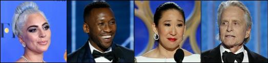 هفتاد و ششمین دوره جوایز گلدن گلوب برگزار شد