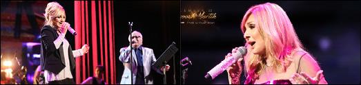 کنسرت سولدات گوگوش و مارتیک به روایت تصاویر