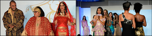 لباس های طراحی شده شهلا درریز برتن سوپراستارهای جهانی و ایرانی