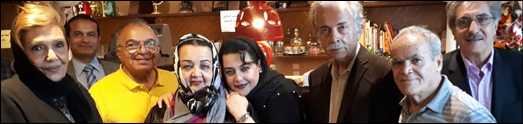 با مرتضی فرزانه – امضای کتاب «شما و رادیو» با حضور نویسنده شاهرخ نادری
