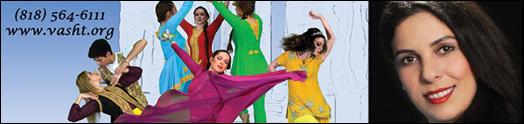 سها شریف طراح رقص و پژوهشگر رقص های کهن ایرانی