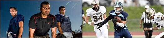 NFL  شهریـار پوردانش اولین ایرانی در لیگ آمریکایی فوتبال