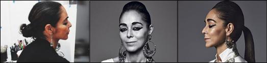 … دنیای شاعرانه شیرین نشاط، هنرمند افتخار آمیز ایرانی