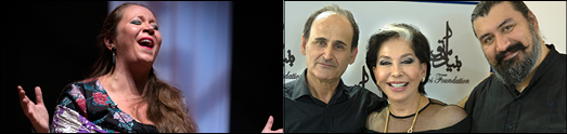 بنیاد توس برگزار کرد – بزرگداشت زریاب، موسیقیدان ایرانی در لوگان هال لندن