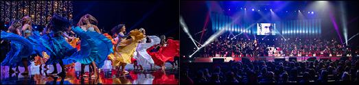 کنسرت بزرگ و باشکوه شاهکار بینش پژوه به روایت تصاویر