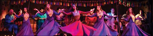"""… به مناسبت هفتمین سال برگزاری مراسم شب یلدای """"بنیاد فرهنگ"""" در لس آنجلس"""