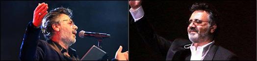 کنسرت بزرگ معین در18 اپریل در شراین ادیتوریوم لس آنجلس برگزارمیشود